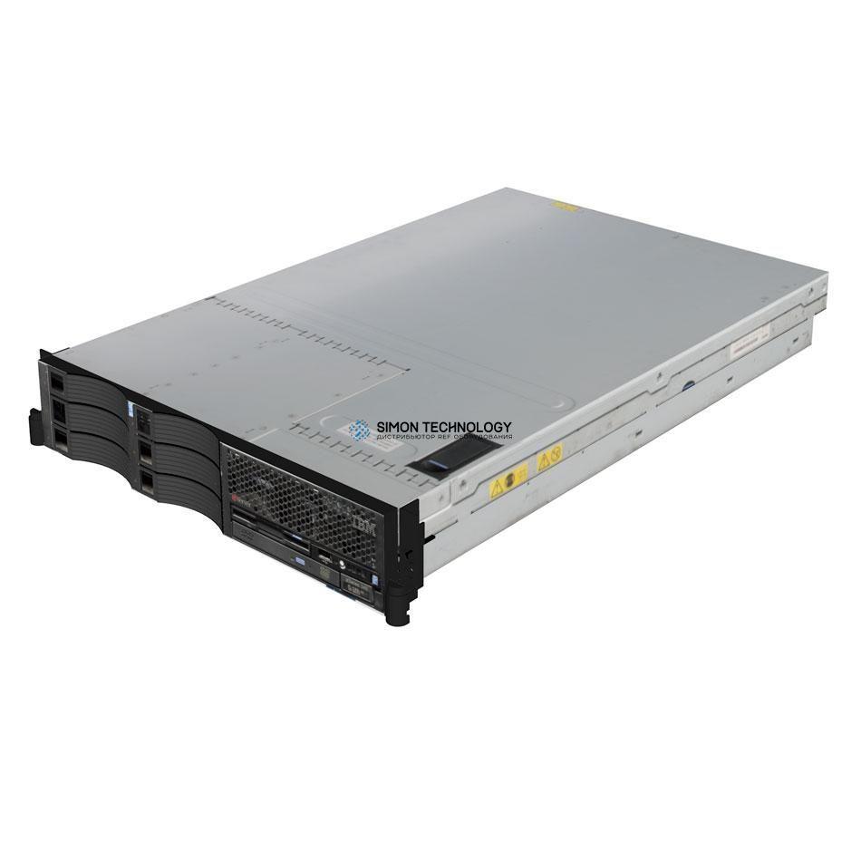 Сервер IBM 2XCPU 3GHZ,2GB RAM (X345-CONFIG)