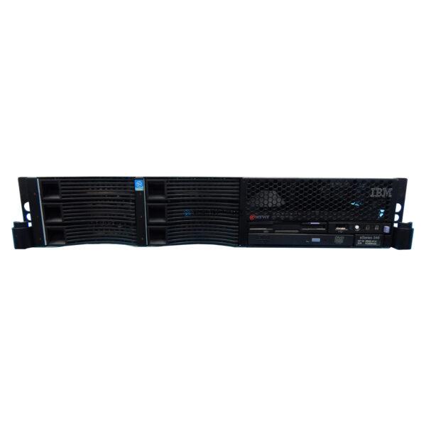 Сервер IBM X-SERIES 346 NO CONFIGURATION (X346-NOCFG)