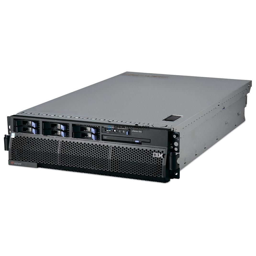 Сервер IBM 4XCPU INTEL XEON MP 2.8GHZ, 4GB RAM (X460-CONFIG)
