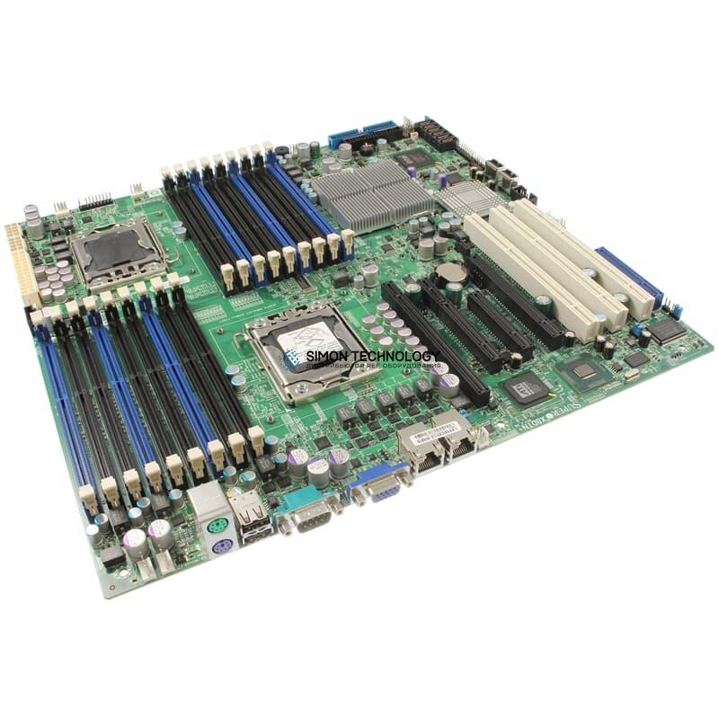 Материнская плата Supermicro Super Server Mainboard - (X8DTN+ Rev 2.00)
