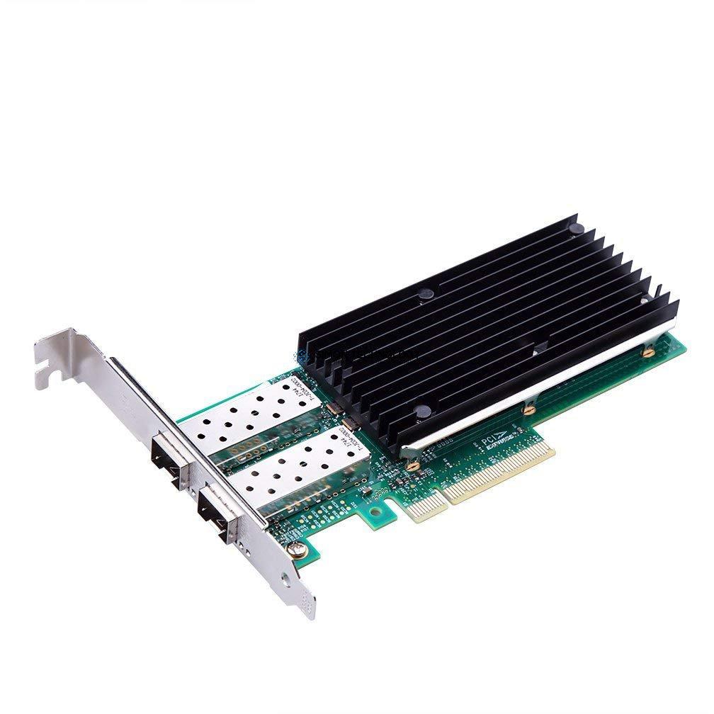Контроллер Intel Ethernet Network Adapter XXV710-DA2 - Netzwerkadapter (XXV710DA2BLK)