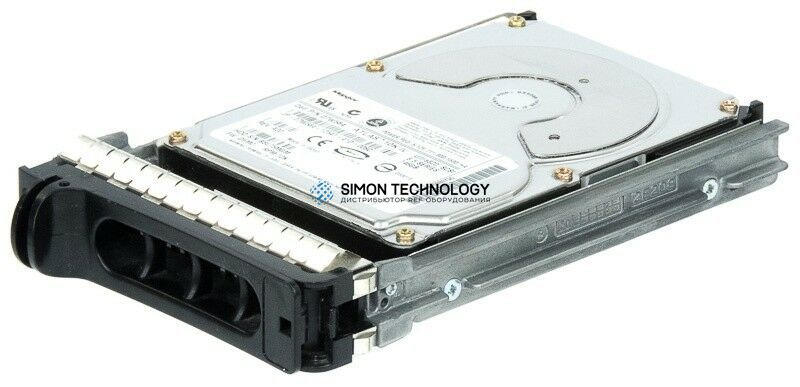 Жесткий диск Dell 146GB 10K U320 SCSI Hard Drive (07W584)
