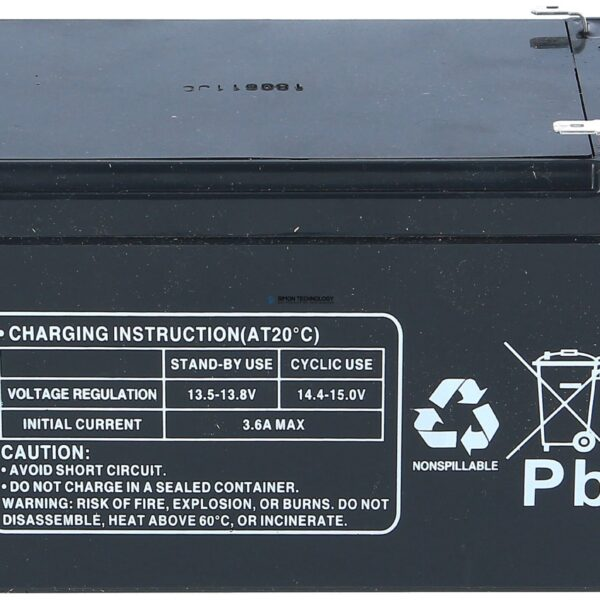 Батарея POWER APC fuer RBC6 - APC komp ble Batterie fuer RBC6 (10112030-003)