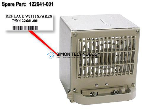 HPE COVER. PWR SPLY BLANK (122641-001)