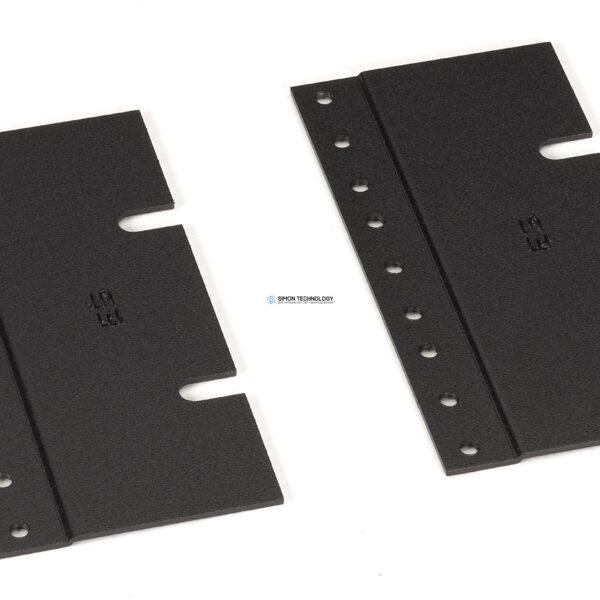 "Black Box Adapter 23""-to-19"" - 3U (37908)"