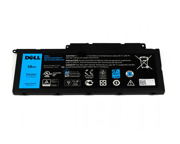 Батарея Dell Laptop-Batterie (Primary) - 1 x Lithium-Ionen 3 Zellen 39 Wh (451-BBOF)