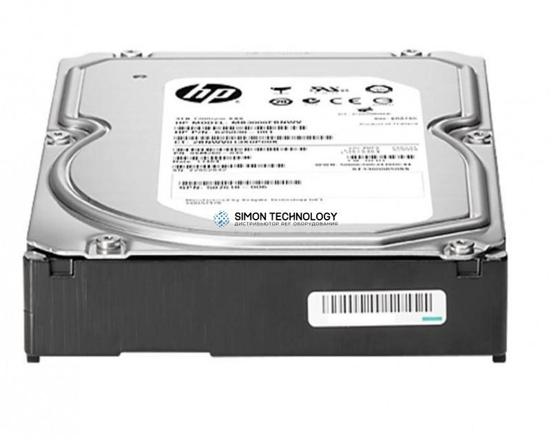 Жесткий диск HP 600GB 6G SAS 15K rpm LFF (3.5-inch) Non-hot Plug Dual Port Enterprise Hard Drive (516830-B21)