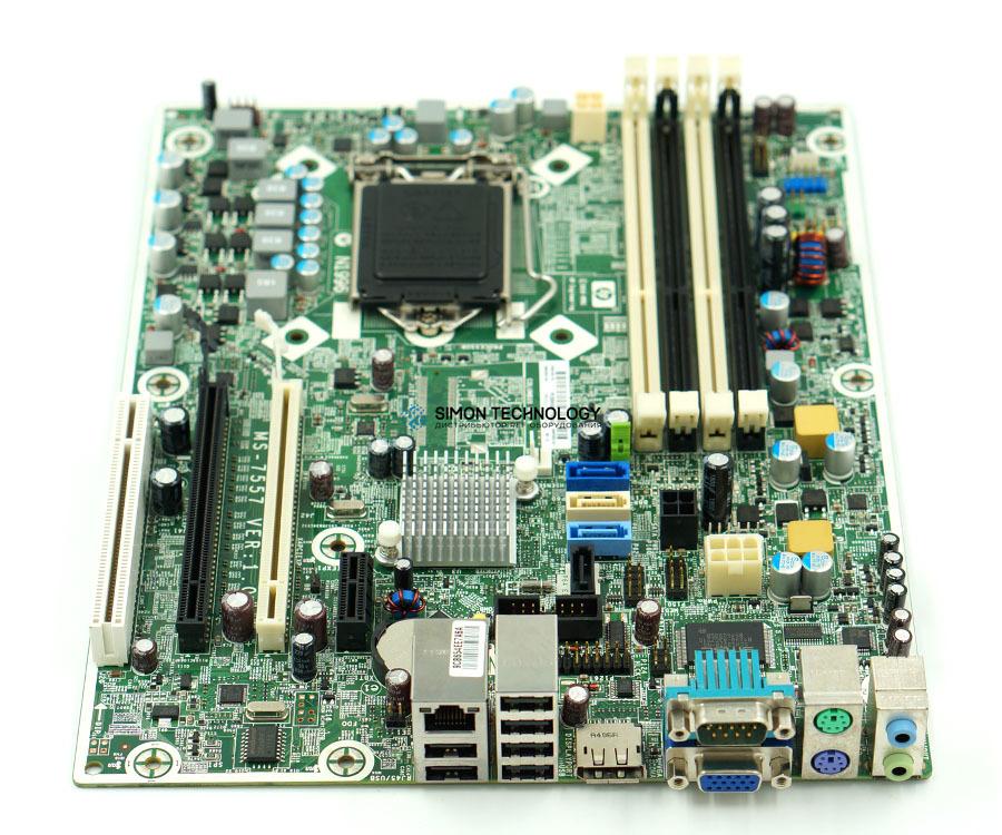 Материнская плата HPE Elite 8100 SFF Systemboard (531991-001)