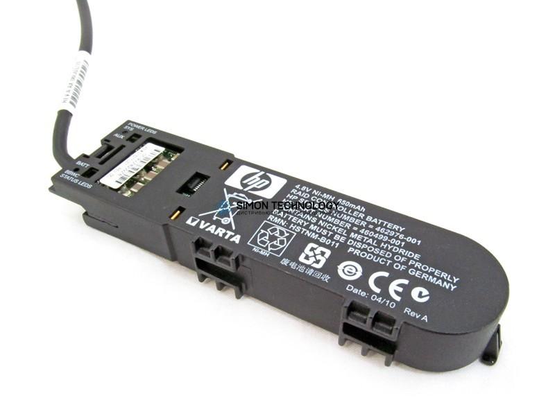 Батарея HPE 650 MAH P-SERIES LOW PROFILE BATTERY (575033-001)