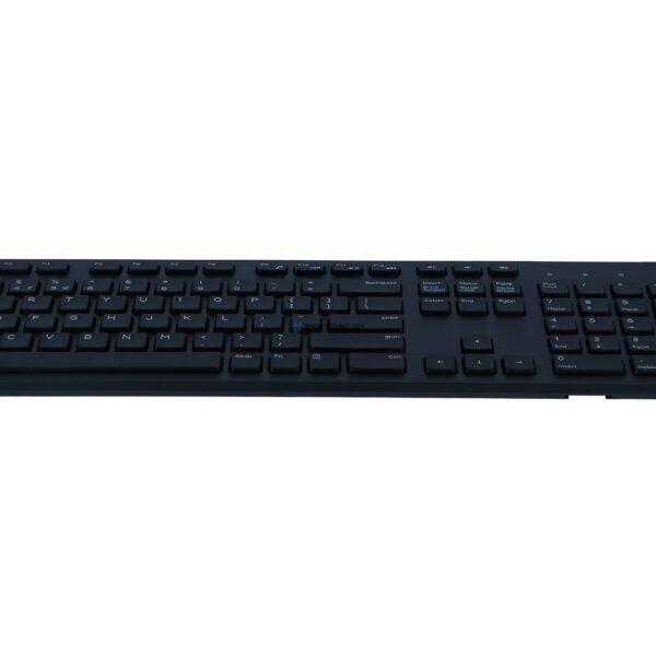 Dell KM636 - Tastatur-und-Maus-Set - kabellos - USA Intern onal ( (580-ADFT)