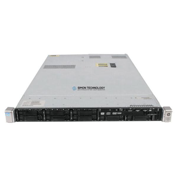Сервер HP PROLIANT DL360P G8 E5-2620 4GB P420I 8*SFF 2*PSU DVD (670638-425)