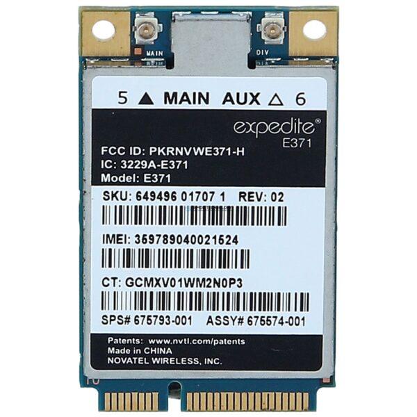 HP lt2523 - Drahtloses Mobilfunkmodem - 4G LTE (675793-001)