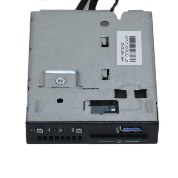 HPE - DL380 GEN9 CABLED POWER SWITCH MODULE (777289-001)