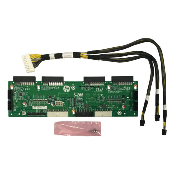 HP ML350 Gen9 X4 RPS Enablement Kit (802988-B21)