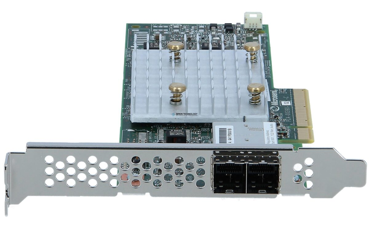 Контроллер HPE Enterprise - Smart Array P408e-p SR Gen10 - Speichercontroller (RAID) (804405-B21)