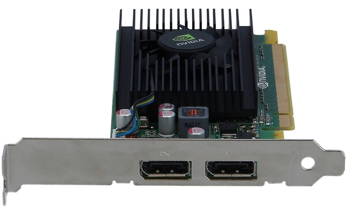 Видеокарта HP Nvidia nvs310 NVS 310 1GB GDDR3 (818869-001)
