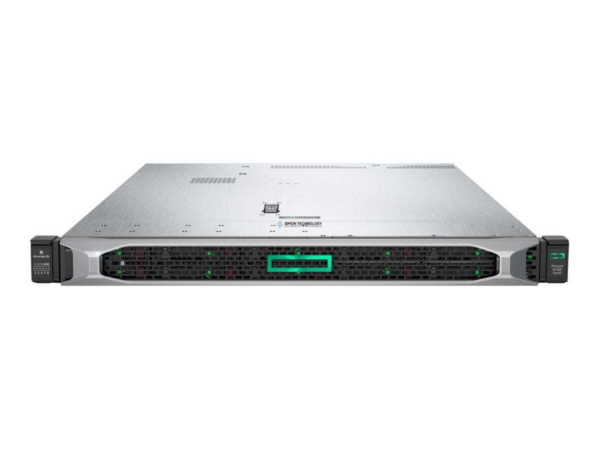 Сервер HPE Enterprise - ProLiant DL360 Gen10 High Performance - Premium 10 NVMe - Server - Rack-M (867964-B21)