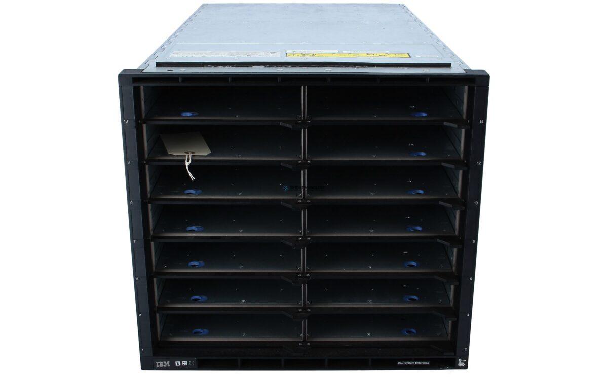 IBM FLEX ENTERPRISE CHASSIS 2x2500W PSU (8721-A1G)