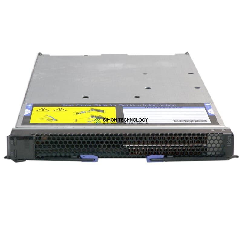Сервер IBM HS21 1* E5450 QC 2GB RAM (8853-G6U)