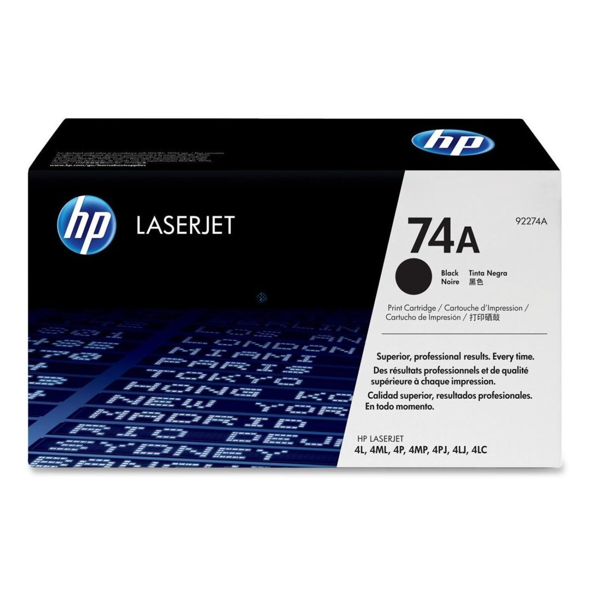 Картридж HP LaserJet 74A - - Tonerpatrone (92274A)