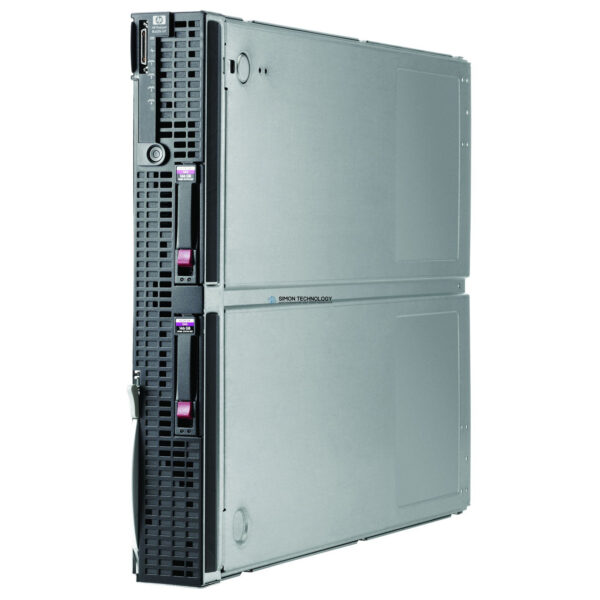 Сервер HP PROLIANT CTO BLADE SERVER (BL620C G7)