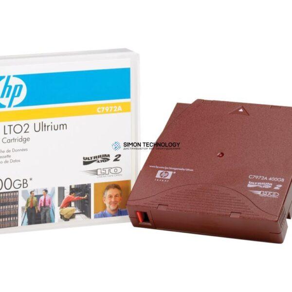 Ленточный картридж HPE - 200GB LTO Leeres Datenband (C7972A)