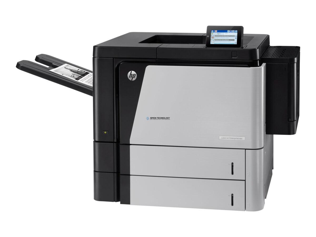 Принтер HP LaserJet Enterprise M806dn - Drucker s/w Laser/LED-Druck - 1.200 dpi - 56 ppm (CZ244A#B19)