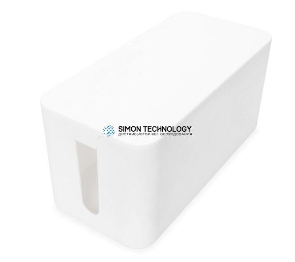 Digitus Cable Management Box. Small. White (DA-90503)