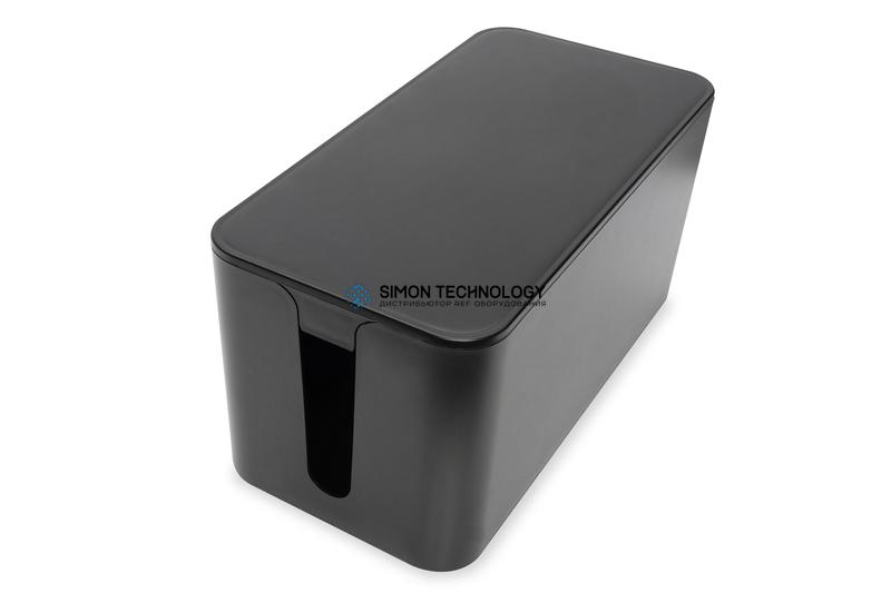 Digitus Cable Management Box. Small. Black (DA-90504)