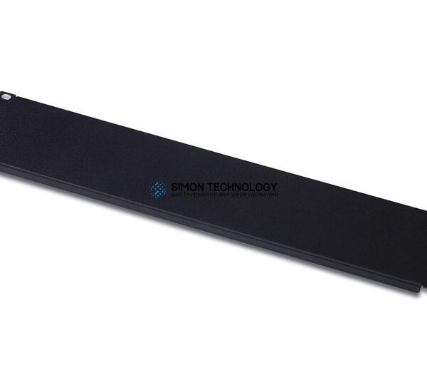 Digitus 2U Blank Panel. Black (RAL 9005) (DN-19 BPN-02-SW)