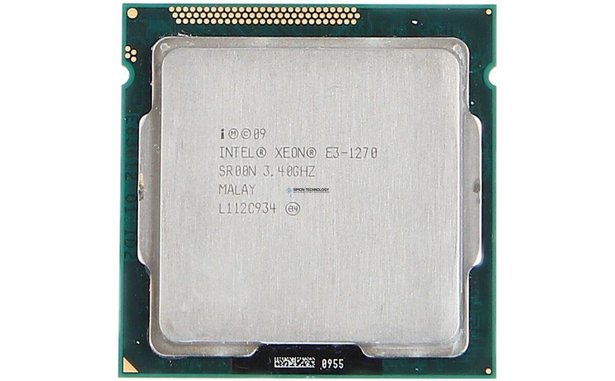 Процессор Dell Intel Xeon Quad Core 3.40GHz 8MB Cache SR00N LGA1155 Pr (E3-1270)