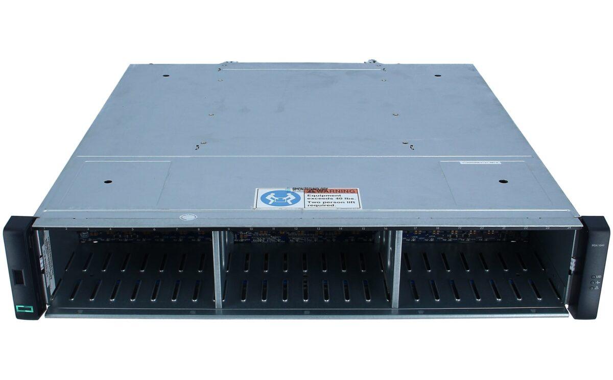 СХД HPE - Modular Smart Array 1040 Dual Controller SFF Storage DAS Festplatten-Array (E7W00A)