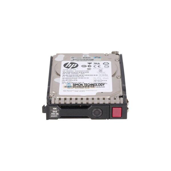 Жесткий диск HPE F/S RETAIL BOX 900GB 10K 6G SFF SAS SC HDD - Festplatt (EG0900FCHHV-SC)