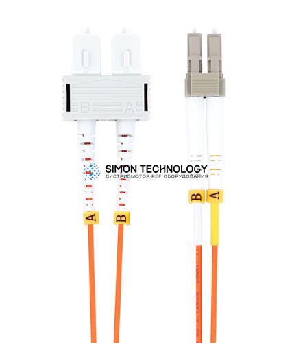 Кабель ProXtend LC-SC UPC OM1 Duplex MM Fiber Cable 3M (FO-LCSCOM1D-003)