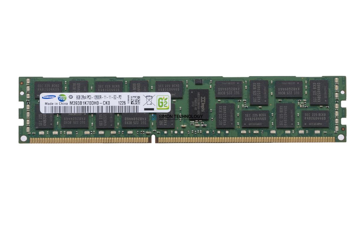 Оперативная память Dell 8GB DDR3 1600MHz 2Rx4 1.5V RDIMM (GNF74-OEM)