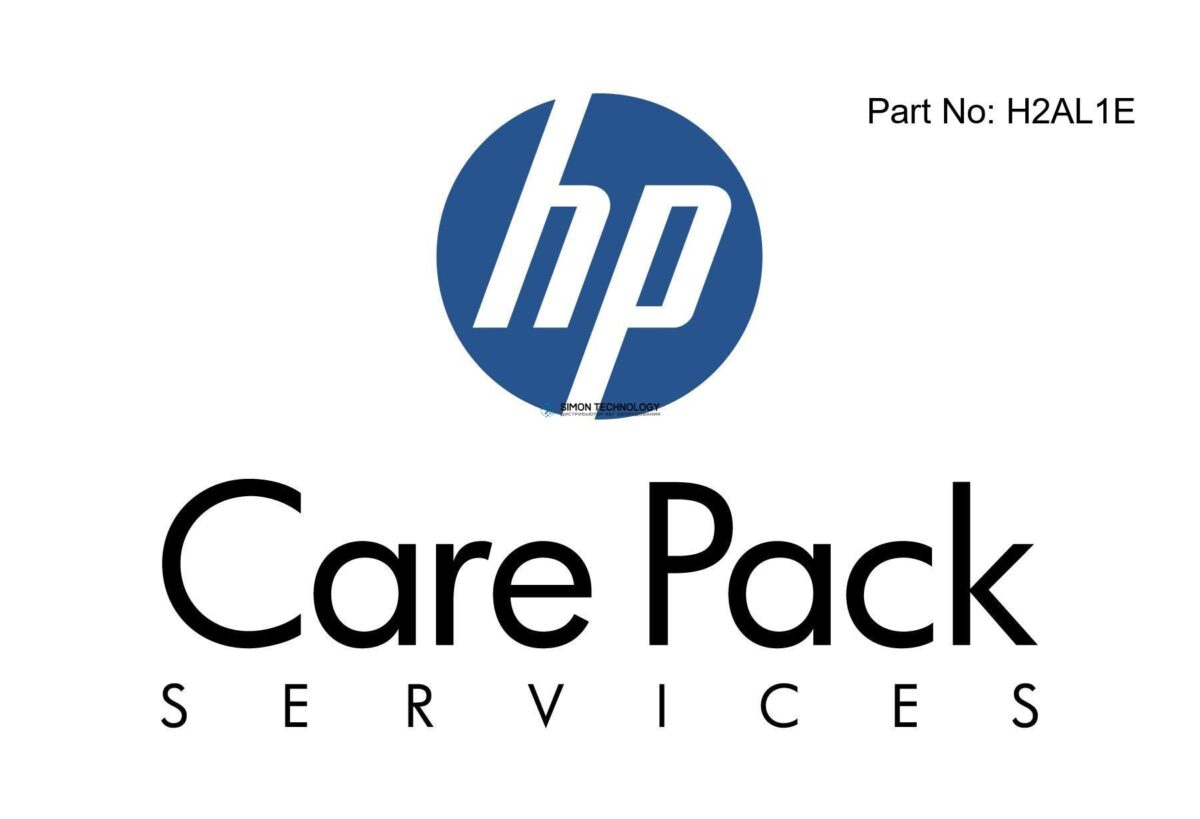 HPE Enterprise Found on Care Next Business Day Exchange Service (H2AL1E)
