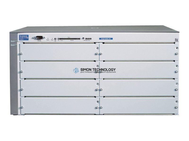 Коммутатор HPE - Switch 4108GL - Switch - L3 (J4865A)