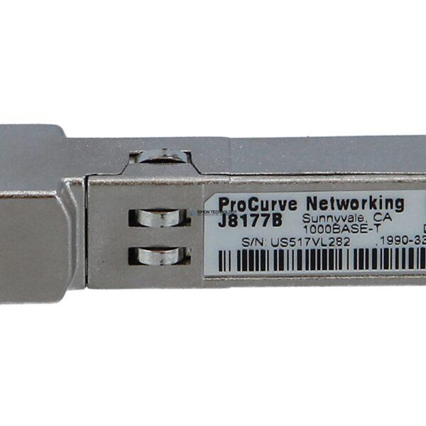 SFP модуль HPE - ProCurve - Transceiver - Glasfaser (LWL) 1.000 Mbps - 2-Port (J8177B)