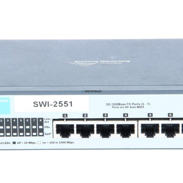 Коммутатор HP ProCurve Switch 1700-8G (J9079A)