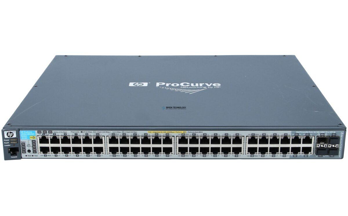 Коммутатор HPE PROCURVE 2910-48G-POE+ AL SWITCH - Switch (J9148-69001)