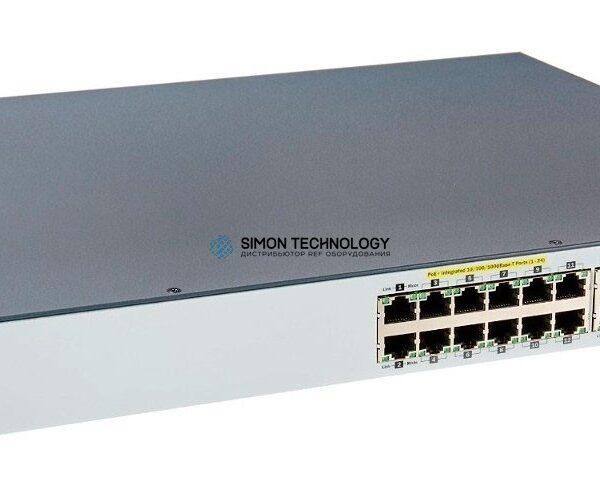 Коммутатор HPE - 2530-24G-PoE+ gemanaged L2 Gigabit Ethernet (10/100/1000) Energie ?ber Ethernet (PoE) Unterst?tzung 1U (J9773-61001)