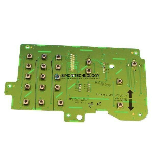 HP Sam g - PBA-OPE KEYCLX-9201/9251/9301,SEC,FR-1, (JC92-02435A)