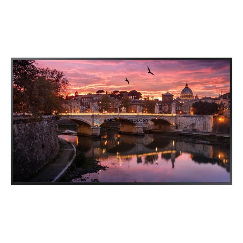 "Монитор Samsung QB55R - 138 cm (55"") Klasse QBR Series LED-Display - (LH55QBREBGCXEN)"