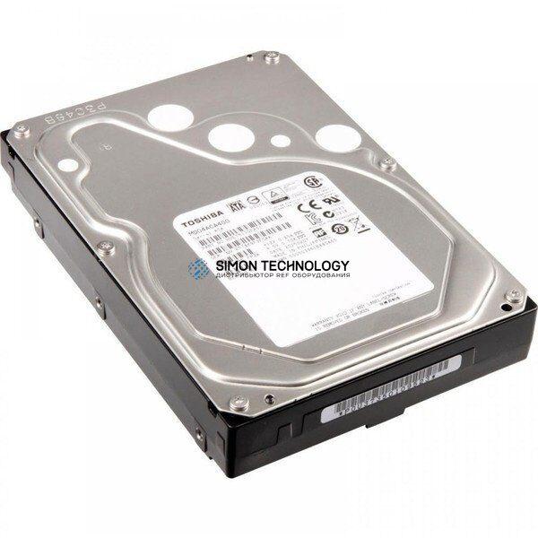 "Жесткий диск Toshiba Festplatte - 4 TB - intern - 3.5"""" (8.9 cm) (MD04ACA400)"