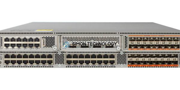 Коммутатор Cisco Nexus 5596T 2RU, 2PS/4Fans, 32x10GT/16xSFP+ Fixed Ports (N5K-C5596T-FA)