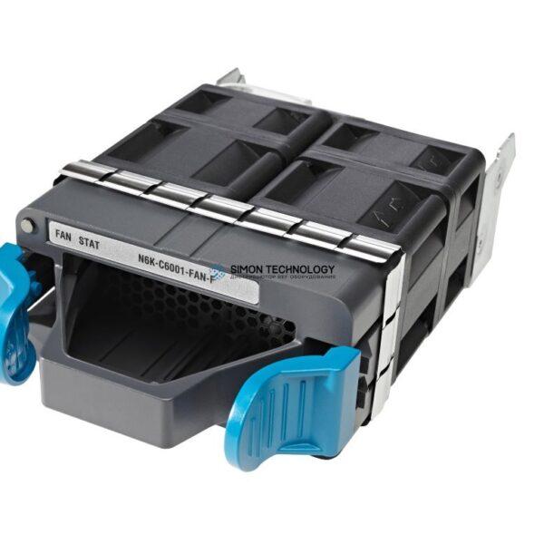 Система охлаждения Cisco Nexus 6001 Fan Module, Front-to-Back (Port Side Exhaust) Airflow, spare (N6K-C6001-FAN-F)