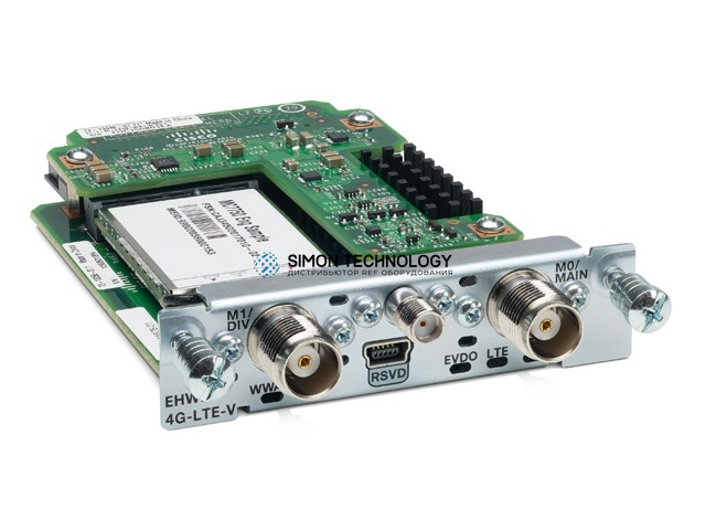 Модуль Cisco LTE 2.0 4G NIM for Global (Europe (NIM-4G-LTE-GA)