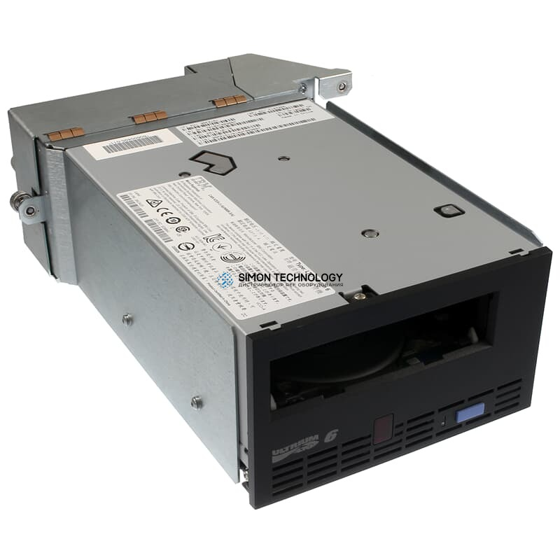Ленточный накопитель Overland Overland IBM FC Bandlaufwerk intern LTO-6 FH NEO 2000e 4000e - (OV-NEO2keAD6FC)