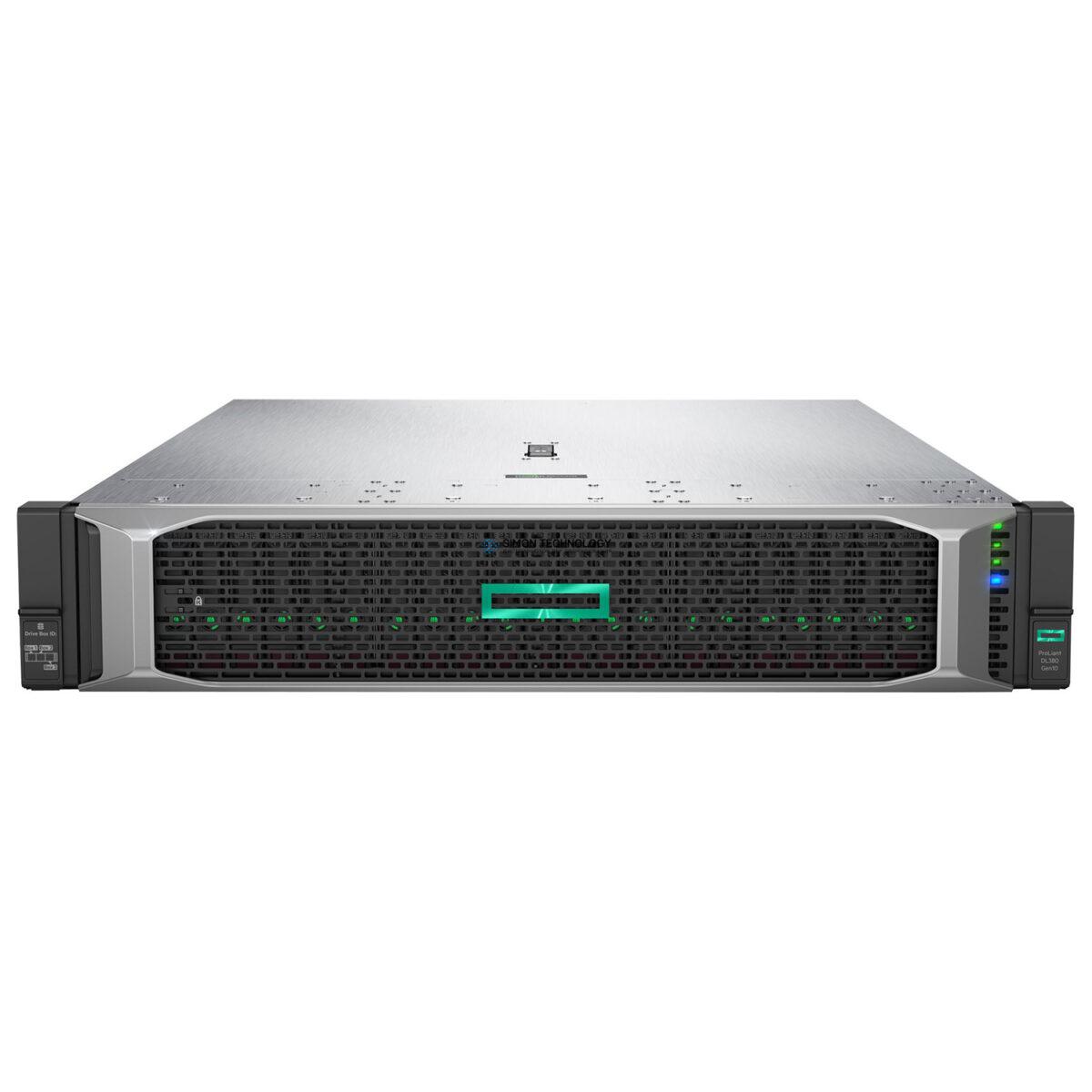 "Сервер HPE Enterprise - ProLiant DL380 Gen10 SMB - Server - Rack-Montage - 2U - zweiweg - 1 x Xeon Silver 4208 / 2.1 GHz - RAM 16 GB - SATA/SAS - Hot-Swap 6.4 cm (2.5"") (P02462-B21)"