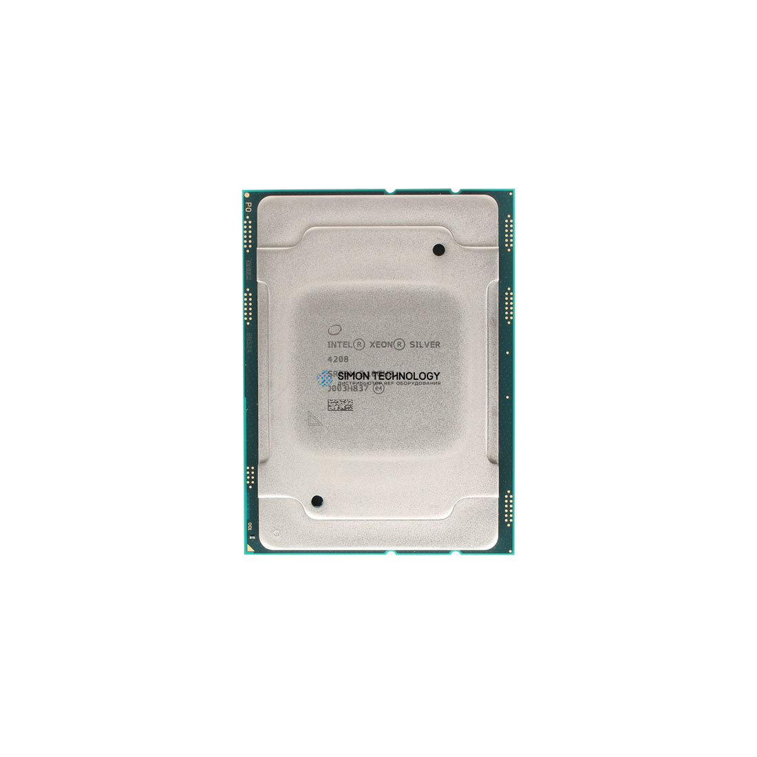 Процессор HP Enterprise Intel Xeon Silver 4208 - 2.1 GHz - 8 Kerne - 16 Threads New (P02571-B21)